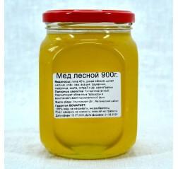 Мёд лесной Мелекесский 900г. 2020 год