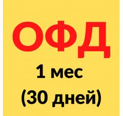 ОФД на 1 месяц (30 дней за 10р./день)